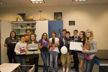 Middle School science classes experiment with stink bug traps | STEM Advocate | Scoop.it