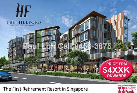 HOME: THE HILLFORD | Singapore Property | Scoop.it