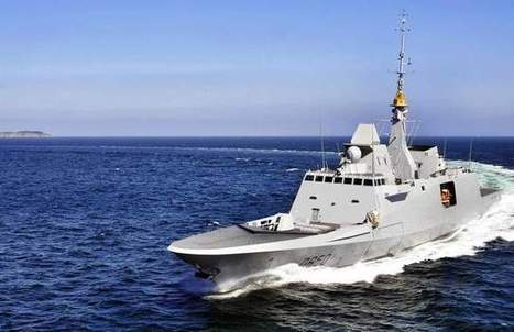 French Navy Plans To Dominate Above, On and Below the Seas | Naval Defence | Scoop.it