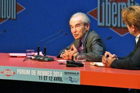 Robert Badinter : «la justice de 2030 sera féminisée et numérisée»   Actualités politiques   Scoop.it