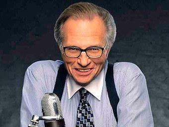 Larry King Is Joining A Russian TV Station To Host A 'Mold-Breaking Political Talk Show' | facebook strategy consulting | Scoop.it