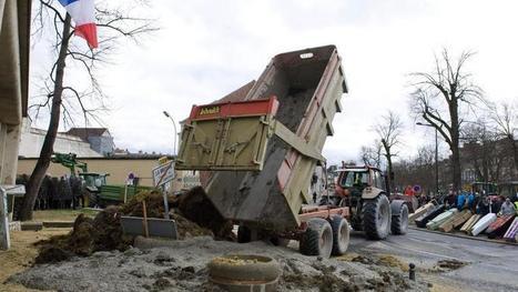 Crise agricole : les enseignes attendues à Matignon - Le Figaro | Le Fil @gricole | Scoop.it