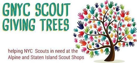 Sign up Scouts in Need for the GNYC Giving Tree | Connect Eagle Scouts To Your Unit, District or Council Committee | Scoop.it