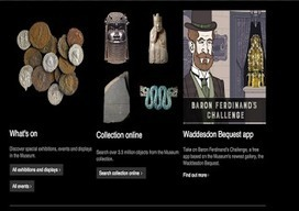 You Can Now Virtually Explore Over 4000 Artifiacts in The British Museum for Free ~ Educational Technology and Mobile Learning | Vrlab.fr | Scoop.it