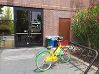Google Bike Parked At LinkedIn Office | Digital-News on Scoop.it today | Scoop.it