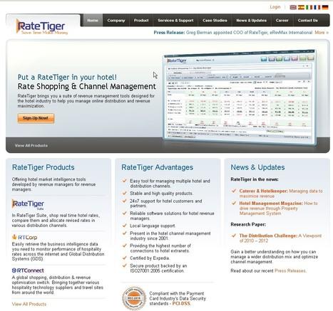 """Etude RateTiger & EHL""""The Distribution Challenge 2012"""": la parité tarifaire bloque le Revenue Management   E-business and M-business   Scoop.it"""
