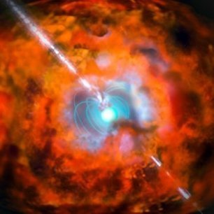 Biggest explosions in the universe are powered by strongest magnets   Amazing Science   Scoop.it