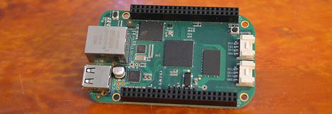 BeagleBone Green Hands-On: Lower Price, Same Horsepower   Hackaday   Raspberry Pi   Scoop.it
