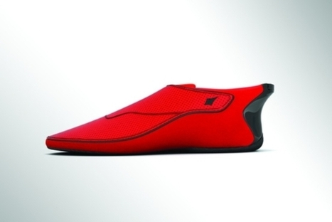 Smart shoes to help visually impaired get around debuted by Indian start-up | Bring back UK Design & Technology | Scoop.it