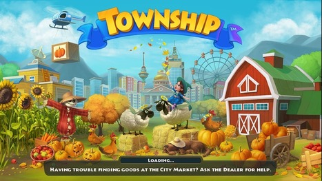 """Township"" Free Casual Game for Android and iOS 