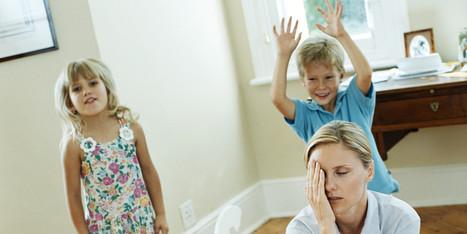 Le parent par défaut   30 jours pour arrêter de crier sur mes enfants   Scoop.it