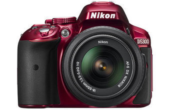 Nikon's Latest DSLR Camera D5300 with Wi-Fi and GPS Functions | Digital Camera World | Scoop.it