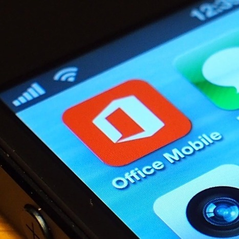 Office for iPhone Is a Design Triumph, But Needs More Features | Technology in Business Today | Scoop.it