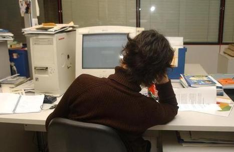 El estrés en el trabajo genera problemas de salud en la vejez - El Mundo | Paz y bienestar interior para un Mundo Mejor | Scoop.it