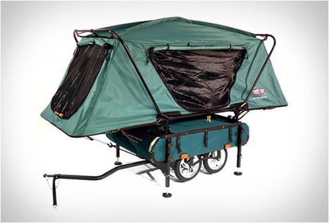 Cyclo-camping ... pour de vrai | RoBot cyclotourisme | Scoop.it