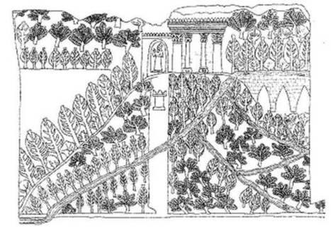 La antigua maravilla del mundo, los Jardines Colgantes, no estaban en Babilonia, sino en Nínive - Arqueología, Historia Antigua y Medieval - Terrae Antiqvae | Arqueología, Prehistoria y Antigua | Scoop.it