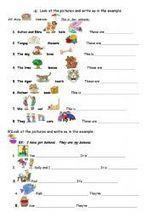 English teaching worksheets: Possessive adjectives | grammar | Scoop.it