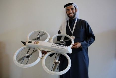 Dubai Could Make Drone Deliveries Before Amazon Does - Wired | Startup Lawyer in Dubai, United Arab Emirates | Scoop.it