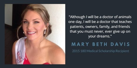 180 Medical 2015 College Scholarship Recipients: Spotlight on Mary Beth | Catheterization Resources | Scoop.it