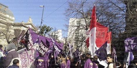 La Juventud Radical de Berisso marchó por el Boleto Estudiantil gratuito y ... - Infobe Noticias | construcciones politicas latinoamericanas | Scoop.it