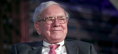 9 Things Warren Buffett Says You Should Do to Be Happy and Successful | Cocreative Business Buffer TV | Scoop.it