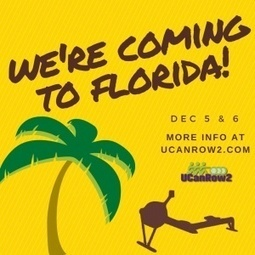 Rowing Certification Hits Central Florida! - UCanRow2 | Indoor Rowing | Scoop.it