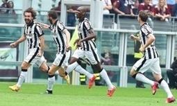 The best goals of the week: Andrea Pirlo, Robert Lewandowski, Neymar and Hulk - The Guardian | AC Affairs | Scoop.it