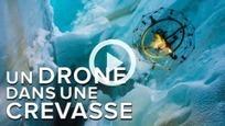 Un drone à l'épreuve des crashs vole dans une crevasse | La technologie au collège | Scoop.it