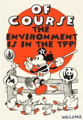 Press release - Secret Trans-Pacific Partnership Agreement (TPP)   DidYouCheckFirst   Scoop.it