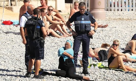 France and the Burkini | Fabulous Feminism | Scoop.it
