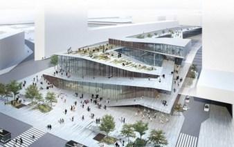 Kengo Kuma s'offre l'une des gares emblématiques du Grand Paris Express | Architectes | Scoop.it