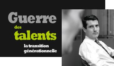 Guerre des talents, la transition générationnelle : Les Cahiers Ernst & Young n°11 | Human resources 2.0 | Scoop.it