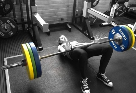 Do: 7 Reasons You Need to Lift Weights | London Women | Scoop.it
