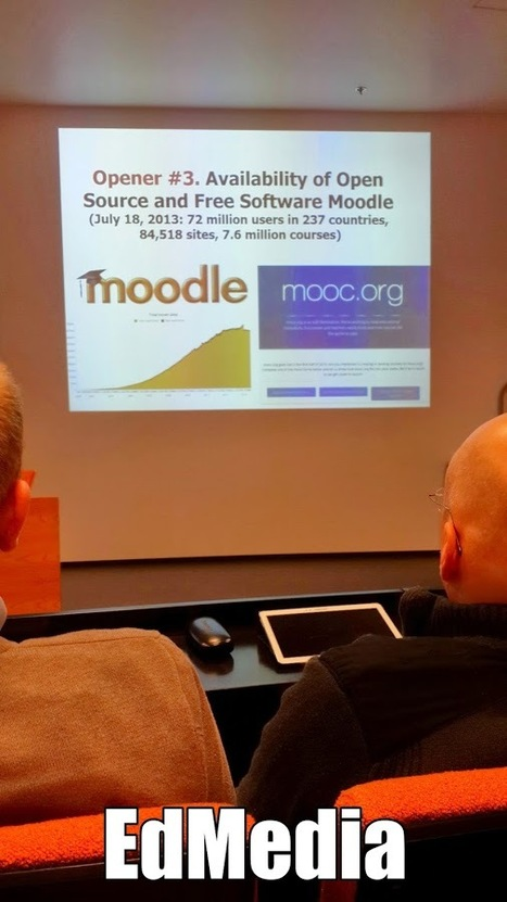 Moodle MOOC 4 on WizIQ | WizIQ Live Online Classroom | Scoop.it