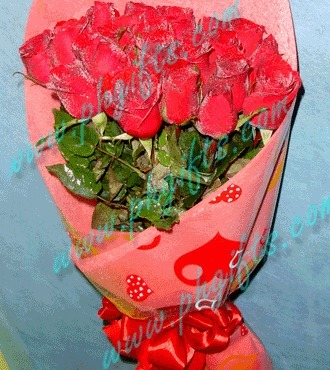 Send Red Roses Bouquet Online Same Day Free Delivery to Philippines | mother's day flower | Scoop.it