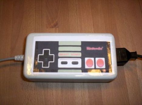 USB NES controller with an arduino! using arduino - | Raspberry Pi | Scoop.it