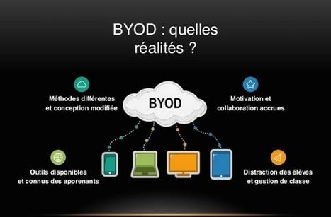 Pourquoi utiliser les «BYOD» dans une classe ? Ou pas... | ENT | Scoop.it