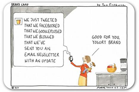 4 easy steps to avoid social media overload | Articles | Social Media Epic | Scoop.it