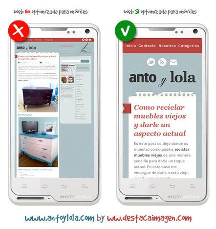 Tutorial: Diseño y maquetación web para smartphones y tablets | CSS3 & HTML5 | Scoop.it