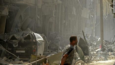 28.000 sirios están desaparecidos, según activistas - CNN en Español   Un poco del mundo para Colombia   Scoop.it