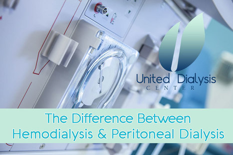 Difference Between Hemodialysis & Peritoneal Dialysis | Peritoneal dialysis | Scoop.it