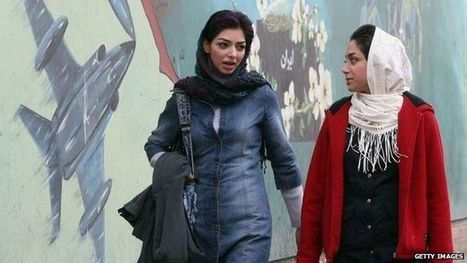 Iran birth drive 'turns women into baby-making machines' - BBC News | Human Geography | Scoop.it