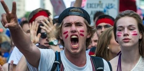 QUEBEC. Vers la fin de la grève des étudiants ? | L'enseignement dans tous ses états. | Scoop.it