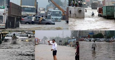 The unsmart city: Gurgaon remains a tragic case study in how not to urbanise   Smart cities in the global south   Scoop.it