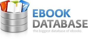 EbookDatabase - moteur de recherche d'ebooks (100 millions de titres) | Education & Numérique | Scoop.it