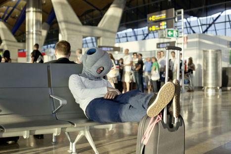 Uma almofada para dormires onde quiseres   P3   Dude WTF?   Scoop.it