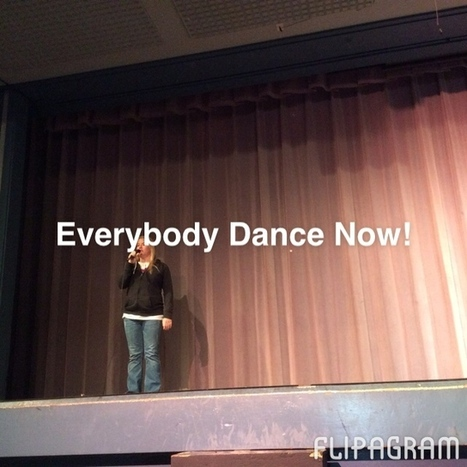 Everybody Dance Now! - Flipagram with music by DJ Twilight - Everybody Dance Now | Cool stuff ... | Scoop.it