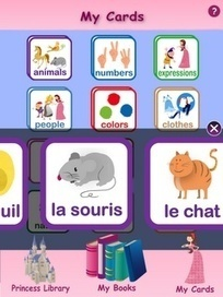 apps for kids (French) | Français Pour Petits | Scoop.it