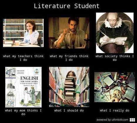 Literature Student | school life | Scoop.it