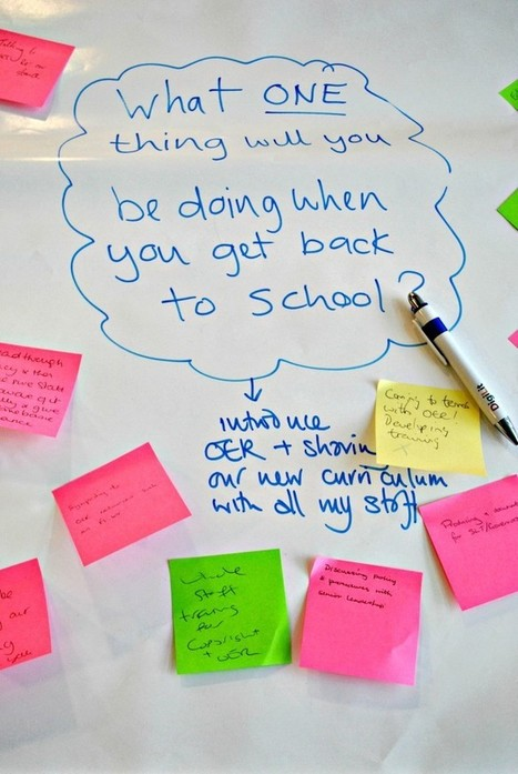 OER Schools Conference - what did school staff think of the event? | Digital Literacy - Education | Scoop.it